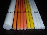 Tige en fibre de verre chimique élevé, GRP FRP Rod stabilité