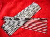 Électrode de soudure d'acier inoxydable E318-16, baguettes de soudage pour l'acier inoxydable