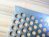 装飾及び建物のためのSs/Copper/Alumionumの穴があいたシートか穴があいた金属板