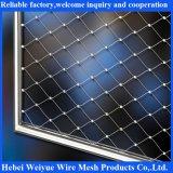 ステンレス鋼の適用範囲が広い保護ネット