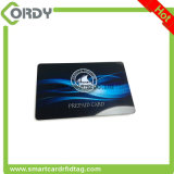 Cartão do PVC LEGIC MIM256 MIM1024 ATC1024 ATC2048 RFID do plástico