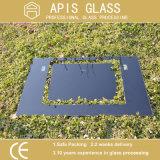 3 - 12 milímetros mancharam o vidro da impressão de /Silk-Screen/vidro Tempered de pintura calcinado cerâmico de vidro decorativo/colorido