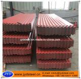 Strato del tetto dello zinco di laccatura per la Camera