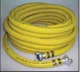 Faser-Flechten-Niederdruck-Öl-Schlauch SAE100r6