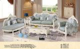 Sofà reale di alta qualità, nuovo sofà classico (B007)