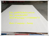 tarjeta de yeso de papel de 1200X2400X12m m, hoja de papel del yeso