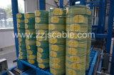 Kupfer-Al/PVC elektrische Isolierdrähte/Gebäude-Draht