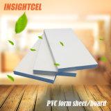 Лист PVC, лист PVC Celuka, лист пены PVC, мебель, плакирование стены, крытое украшение