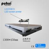 Impresora de alta precisión, la plantilla de manual de la impresora, máquina de impresión de seda, la máquina de impresión automática