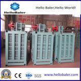 Гидровлическая вертикальная бумажная тюкуя машина давления для рециркулировать центр (VM-3)