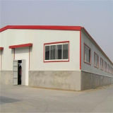 SGS Certificate를 가진 강철 Structure Warehouse