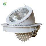 MAZORCA LED Downlight de la aleación de aluminio 50W con las lámparas del tronco LED de RoHS del Ce del surtidor de China