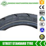 100/60-12 Roller-Gummireifen-Reifen-Hersteller China-Qingdao