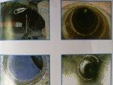 """50mmのカメラレンズ、7 """"/15 """" LCDが付いている深い井戸の点検カメラの300mのテストケーブル"""