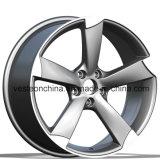 18 bordes de la rueda de la aleación del coche de 19 pulgadas