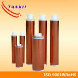Folha de cobre usada do Li-íon do dobro da pureza elevada bateria fina brilhante