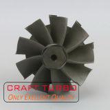 Gt17 717904-0001/717904-0029のタービン車輪シャフト