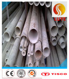 Tube d'acier inoxydable/pipe ASTM 304 employée couramment dans l'industrie alimentaire