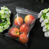 투명한 지플락 부대를 포장하는 식물성 과일