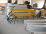 PVC et unité centrale Vulcanizing Press