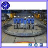 中国製大きい管のフランジS355nlの風タワーのフランジ