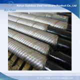 Perforated фильтр пробки спирали сердечника нержавеющей стали