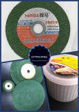 Rodas de moedura da fábrica abrasivas, disco de moedura para a pedra e vidro