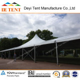Three High Peak Roof를 가진 결혼식 Marquee Tent
