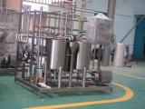 Usine de traitement des eaux de bâti en acier