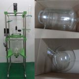 Plein Models Jacketed Glass Reactor avec du CE Confirmed