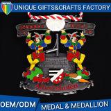 Personalizzato la medaglia del metallo della lega della pressofusione per il ricordo