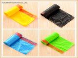 Напечатанный пластичный мешок отброса Biohazard для Everywherewaste