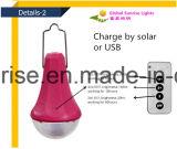 Nécessaire extérieur solaire d'éclairage de mini nécessaire de système solaire de panneau solaire d'intérieur