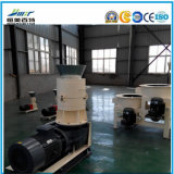 Hullt High Efficiency Large Type Flat Die Pellet Machine