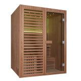 Pièce sèche en bois de sauna de vapeur saturée de Monalisa (M-6038)