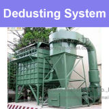 システム/エアー・フィルタ装置を除塵している産業排気の集じん器は収集システム進められたサイクロンを除塵する