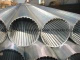 Tubo galvanizzato dello schermo di collegare del ferro
