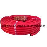 Tuyaux d'air mous flexibles renforcés par PVC avec des couplages