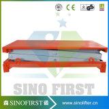 Il caricamento resistente di Sinofirst 3ton Scissor l'elevatore della piattaforma