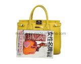 Nuova di Fashionalble dell'unità di elaborazione delle donne borsa di cuoio con indifferenza (M10034)