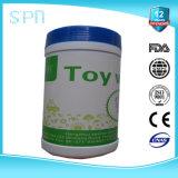 Promoción del cuidado del bebé al por mayor del juguete Toallitas Tubo
