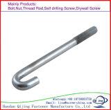Bullone d'ancoraggio/bullone di fondamento/L bullone d'ancoraggio del fondamento del bullone di /Bent del bullone/bullone della curvatura