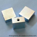 N33-N52. Magneet van het Neodymium van het blok de Sterke Permanente (de Magneet van NdFeB van het Blok)
