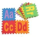 エヴァの困惑のマットは演劇のマットのアルファベット26 ABCのマットをからかう