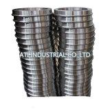 Pièce en aluminium de pièce forgéee de qualité