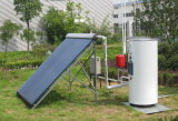 Système solaire pressurisé par marché de chauffe-eau d'UE