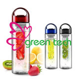 botella de agua de 700ml Wholesale Fruit Infuser Tritan