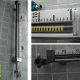 Calibre nivelado de vidro de água, medidor nivelado magnético do nível da Indicador-Água
