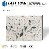 Bianco/nero/grigio/azzurro/esportazione Multitudinous della pietra del quarzo specchio di vetro del Brown