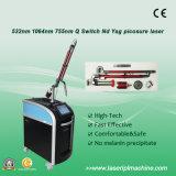 laser de 2000W Picosure pour tout le déplacement de Pigmental